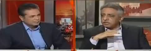 Naya Pakistan with Talat Hussain (Amnesty Scheme) – 17th February 2018