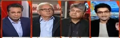 Naya Pakistan with Talat Hussain (Asma Jahangir Passed Away) – 11th February 2018