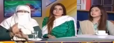 Naya Pakistan with Talat Hussain (Azadi Ke Rang) – 13th August 2017