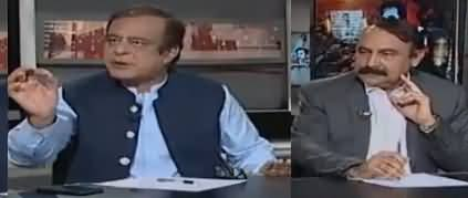 Naya Pakistan With Talat Hussain (Budget Special) – 27th April 2018
