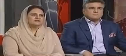 Naya Pakistan With Talat Hussain (Caretaker Govt) - 19th May 2018