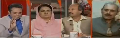 Naya Pakistan With Talat Hussain (Chief Justice on KP Performance) – 20th April 2018
