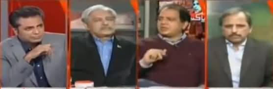 Naya Pakistan with Talat Hussain (Countrywide Protests) – 25th November 2017