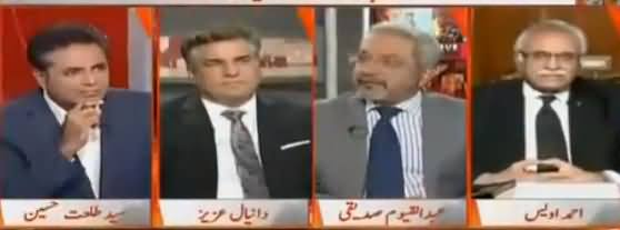 Naya Pakistan with Talat Hussain (Ehtasab Adalat) – 12th October 2017