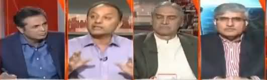 Naya Pakistan with Talat Hussain (Future of Nawaz Sharif) – 24th March 2018