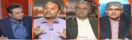 Naya Pakistan with Talat Hussain (Future of Nawaz Sharif) – 24th March 2018