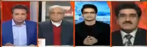 Naya Pakistan with Talat Hussain (Islamabad Dharna) – 19th November 2017