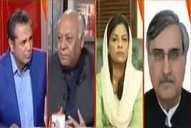 Naya Pakistan With Talat Hussain (Judicial Martial Law) – 6th April 2018