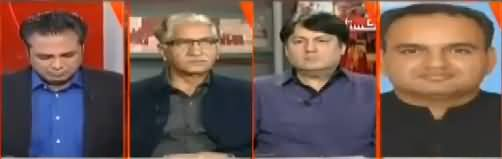 Naya Pakistan with Talat Hussain (Judiciary & Politicians) – 23rd December 2017