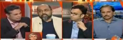 Naya Pakistan with Talat Hussain (Karachi Ki Siasat) – 11th November 2017