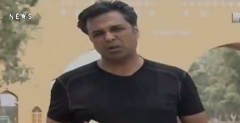 Naya Pakistan with Talat Hussain (KPK's Electoral War) – 20th July 2018