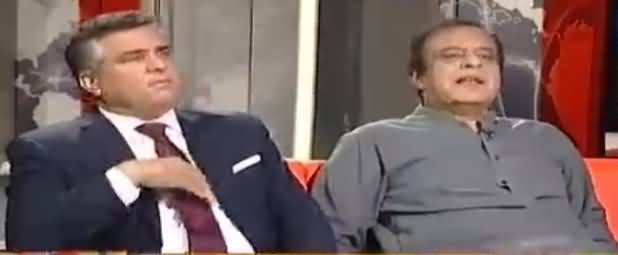 Naya Pakistan with Talat Hussain (Load Shedding & Other Issues) – 28th May 2017