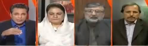 Naya Pakistan with Talat Hussain (Mazeed Wazahatein) – 31st March 2018
