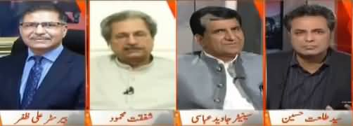 Naya Pakistan With Talat Hussain (Musharraf Ki Wapsi) – 8th June 2018