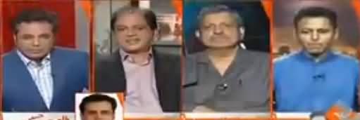 Naya Pakistan With Talat Hussain (NAB Nawaz Larai) – 11th May 2018