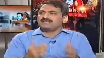 Naya Pakistan with Talat Hussain (NAB References) – 9th September 2017