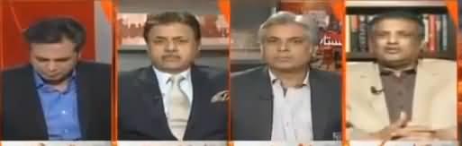 Naya Pakistan With Talat Hussain (Nawaz Sharif Ka Interview) - 13th May 2018