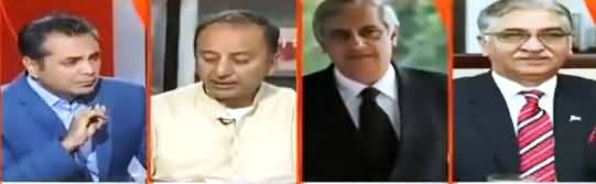 Naya Pakistan With Talat Hussain (Nawaz Sharif Ki Ta Hayat Na Ahli) – 13th April 2018