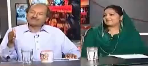Naya Pakistan with Talat Hussain (Naya Wazir e Azam) – 29th July 2017