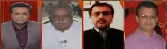 Naya Pakistan With Talat Hussain (Naye Soobe) – 14th April 2018