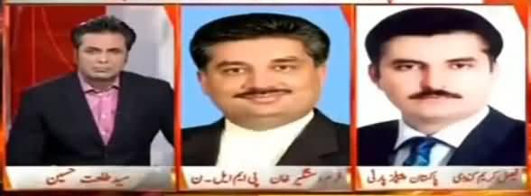 Naya Pakistan with Talat Hussain (Parachinar Incident) – 30th June 2017