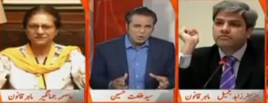 Naya Pakistan with Talat Hussain (PM Disqualified) – 28th July 2017