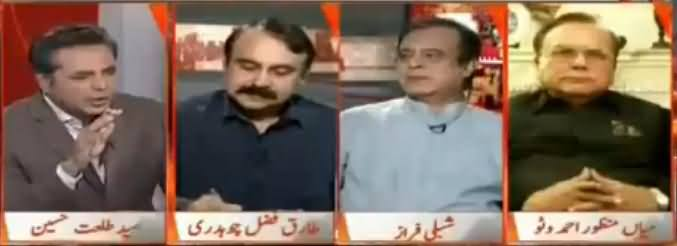 Naya Pakistan with Talat Hussain (PM Ke Istefe Ka Mutalba) – 6th May 2017