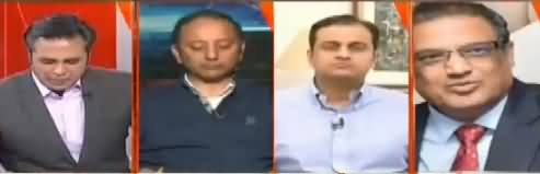 Naya Pakistan with Talat Hussain (Political Uncertainty) – 14th January 2018