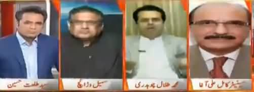 Naya Pakistan with Talat Hussain (Politics of Sharif Family) – 22nd September 2017