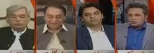 Naya Pakistan With Talat Hussain (PTI's 100 Days Agenda) - 20th May 2018