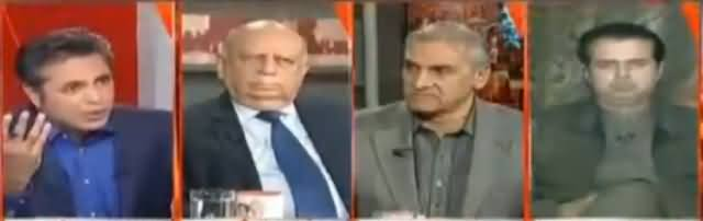 Naya Pakistan with Talat Hussain (Riasat Ke Liye Lamha e Fikriya) – 1st December 2017