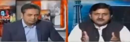 Naya Pakistan with Talat Hussain (Sarkein Aur Ishaq Dar) – 23rd March 2018