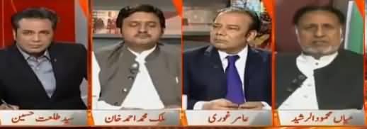 Naya Pakistan With Talat Hussain (Shahbaz Sharif Ke Khawab) – 12th May 2018