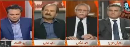 Naya Pakistan with Talat Hussain (Siasat Aur Ahtasab) – 20th October 2017