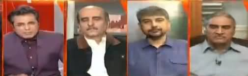 Naya Pakistan with Talat Hussain (Siasat Aur Mafadaat) – 16th March 2018