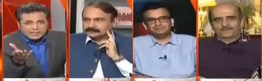 Naya Pakistan With Talat Hussain (Siasi Dhanda Garam) – 8th April 2018