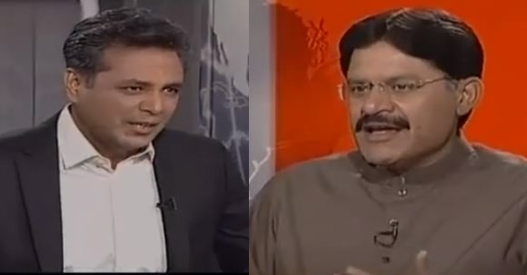 Naya Pakistan With Talat Hussain (Speical Talk With Raja Khurram Nawaz) - 5th August 2018