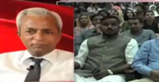 Nehal Hashmi Takes U-Turn on His Statement Against Army