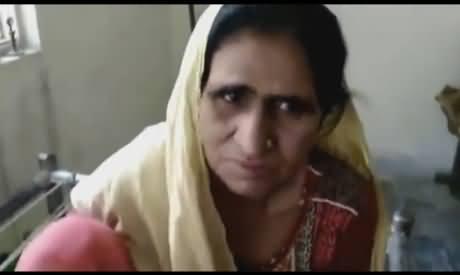 New Statement of Qandeel Baloch's Mother About Qandeel Baloch