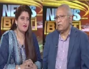 News Beat (Mushahid Ullah Khan Exclusive Interview) - 10th June 2017