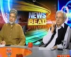 News Beat - 14th August 2013 (Jis Ka Dil Chahay Pakistan Ko Bura Bhala Khahay?)