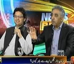 News Beat - 14th June 2013 (Sarmaya dar tax network se bahir kyun?)