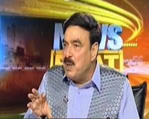 News Beat – 19th July 2013 (Exclusive Interview Of Sheikh Rasheed)