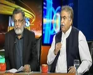 News Beat - 21st June 2013 (Riyasati Ka Operation Ka Elzaam...MQM Ka Ishara Kis Ki Taraf?)