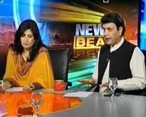 News Beat - 22nd August 2013 (Zimani Intekhabat Kay Baad Mulk Ki Siyasi Faza Kya Hogi ?)