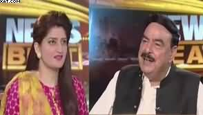 News Beat (Sheikh Rasheed Ahmad Exclusive Interview) - 28th May 2017