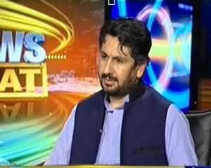 News Beat - 6th August 2013 (Is Dayshat Kardi Ko Kun Control Nahi Kiya Ja Raha)