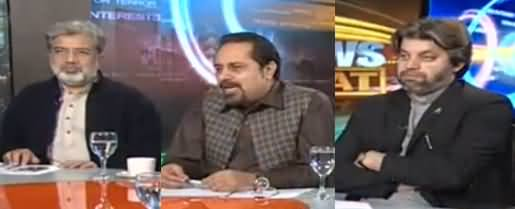 News Beat (Altaf Hussain Back in Action) - 27th November 2016