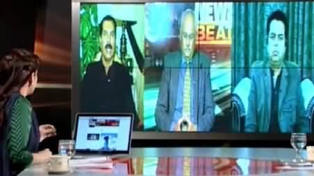 News Beat (Asif Zardari Afraid of Pervez Musharraf?) – 8th March 2015