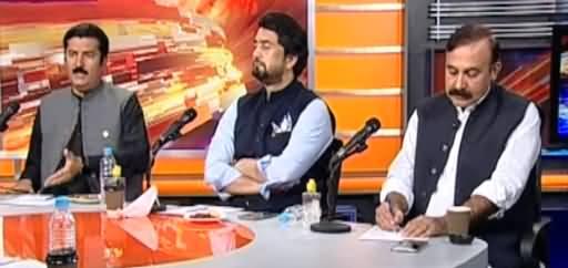 News Beat (Can Jahangir Tareen Be Dangerous For Govt?) - 9th April 2021